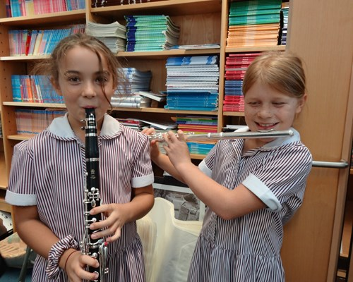 Years 3, 4 and 5 Lunchtime Concert