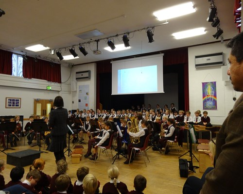 Junior Michaelmas Concert