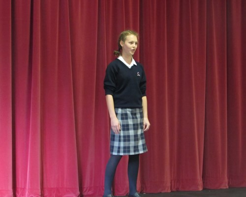 Alice - Prep School Production, February 2016