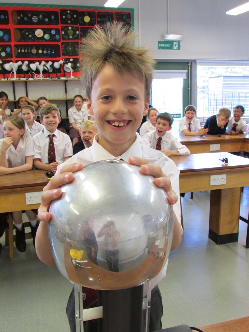 Prep School Science - Static Electricity