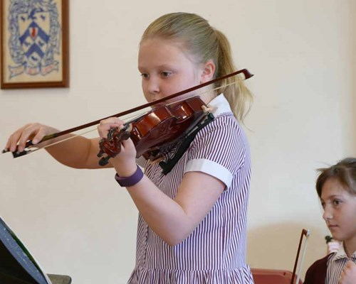 Junior String Recital April 2016