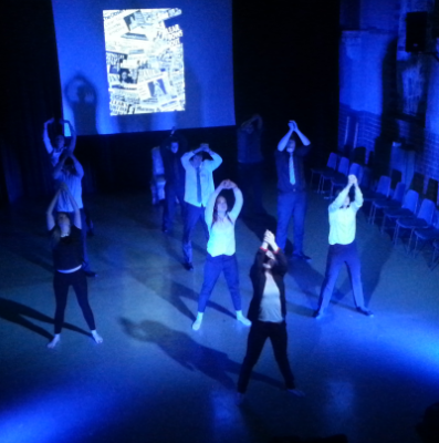 LEAR - Fifth and Sixth Form Drama Production 2014
